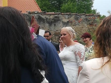 Svatby - Eustoma