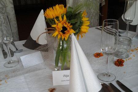Svatby - krásná Provence