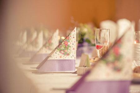 Svatby - levandulová