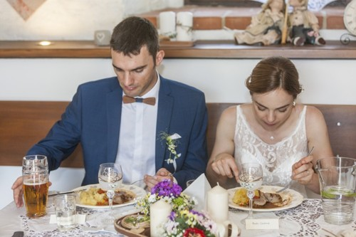 Svatby - luční kvítí 2