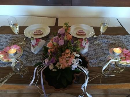 Svatby - Růžové...