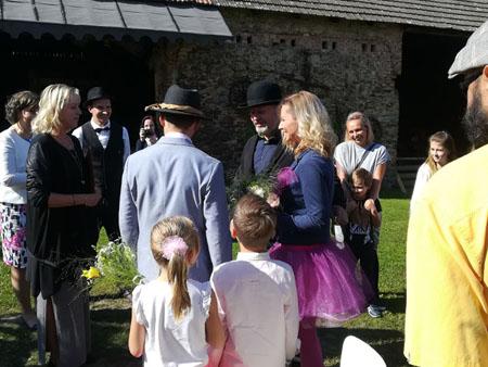 Svatby - Wedding J&R
