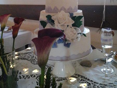 Svatby - temná kala