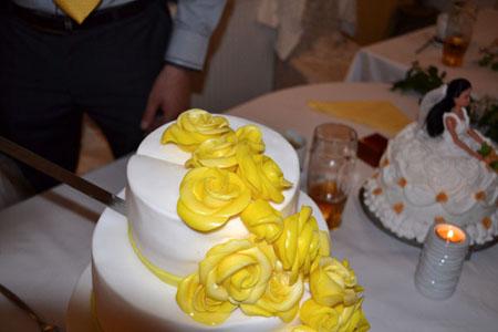 Svatby - Yellow