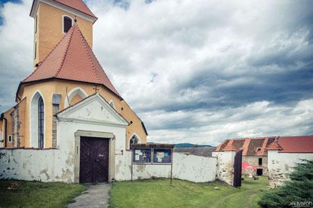 Fotogalerie: Schwarzenberský statek