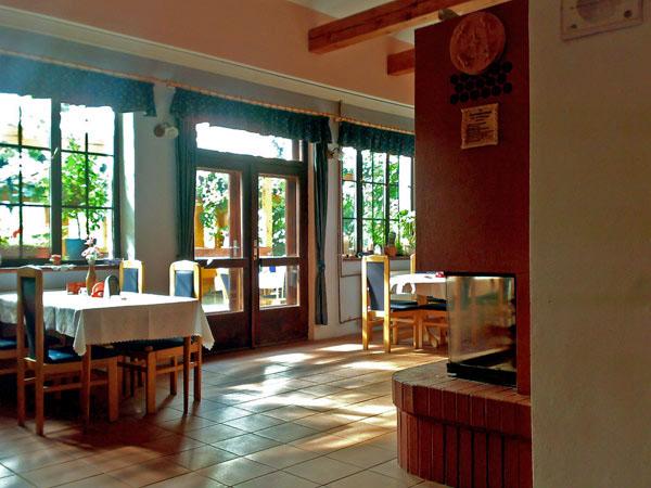 Hotel Černice - restaurace