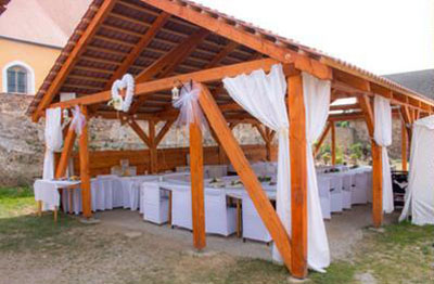 Hotel U Matěje Černice - svatby