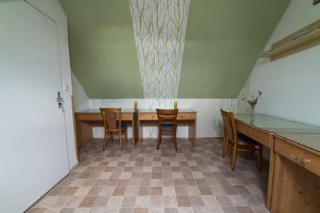 5 - Hotel Černice - ubytování: - Vnitřní a venkovní prostory společné prostory