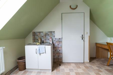 6 - Hotel Černice - ubytování: - Vnitřní a venkovní prostory společné prostory