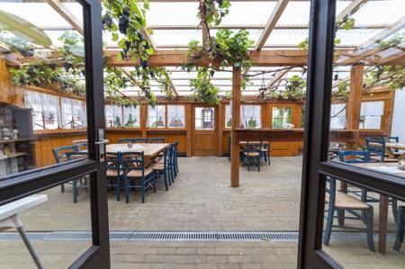 9 - Hotel Černice - ubytování: - Vnitřní a venkovní prostory společné prostory