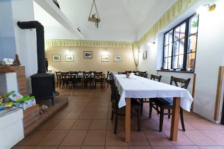 16 - Hotel Černice - ubytování: - Vnitřní a venkovní prostory společné prostory