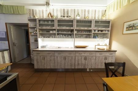 19 - Hotel Černice - ubytování: - Vnitřní a venkovní prostory společné prostory