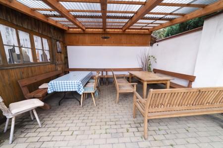 22 - Hotel Černice - ubytování: - Vnitřní a venkovní prostory společné prostory