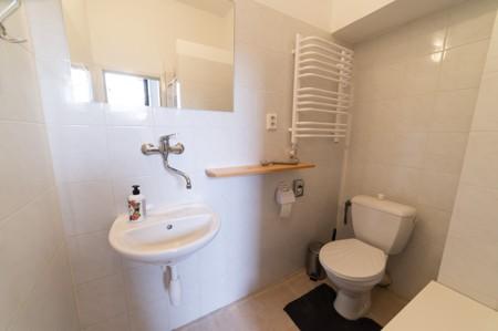 36 - Hotel Černice - ubytování: - Třílůžkový svatební pokoj (postele 2 + 1), 1. patro